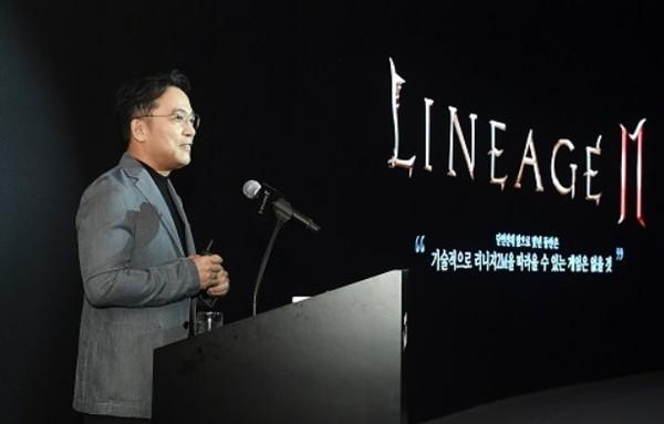 김택진 엔씨소프트 대표