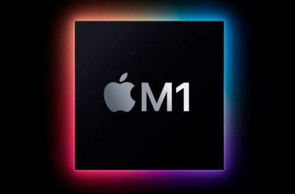 애플의 M1 칩